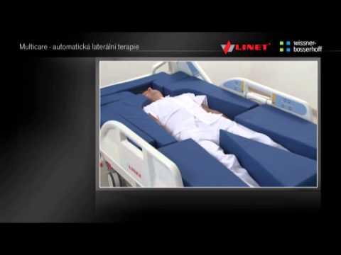 Intenzivní lůžko Multicare videomanuál (česká verze)