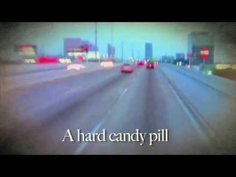 Tekst piosenki Blue October - Hard candy po polsku