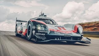 The AMAZING Porsche 919 Hybrid | Chris Harris Drives | Top Gear