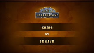 Zalae vs JBillyB, game 1