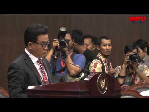 Dua Saksi Ahli dan Saksi Fakta Hadir Sidang Ke 4 PPP Djan Faridz