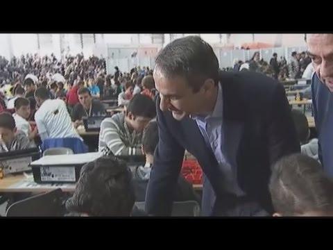 Χαιρετισμος του προέδρου της ΝΔ στον Πανελλήνιο Διαγωνισμό Εκπαιδευτικής Ρομποτικής