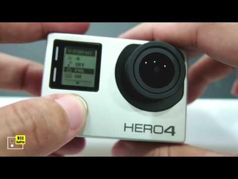 MOD_GOPRO EP.4 : SETUP MODE การตั้งค่ากล้องโกโปร