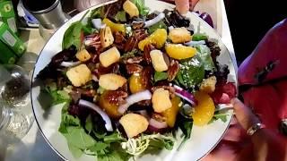 Mixed Greens and Mandarin Orange Salad