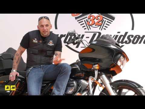 """Christian Abbiati, dalla porta del Milan al """"Gate32"""" di Harley-Davidson Milano"""