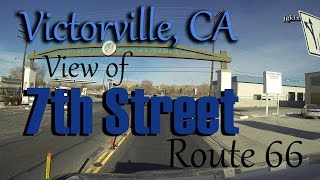 Victorville (CA) United States  city photos : 7th Street Victorville, CA Route 66
