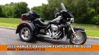 5. New 2013 Harley Davidson Tri Glide Ultra Classic - Trike for Sale