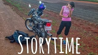 Weltreise Tag 765  Paraguay  Backpacking Vlog  Follow Your Feet Heute geht es voll und ganz um das Motorrad, das wir uns hier in Paraguay gekauft haben, ...