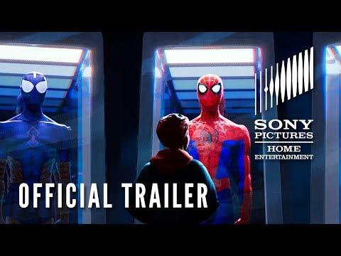 SPIDER-MAN: INTO THE SPIDER-VERSE In Theatres December 14