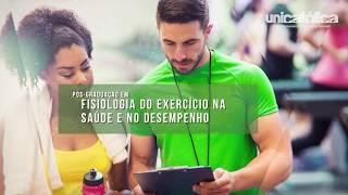 Pós-graduação em Fisiologia do Exercício na Saúde e no Desempenho – UNICATÓLICA