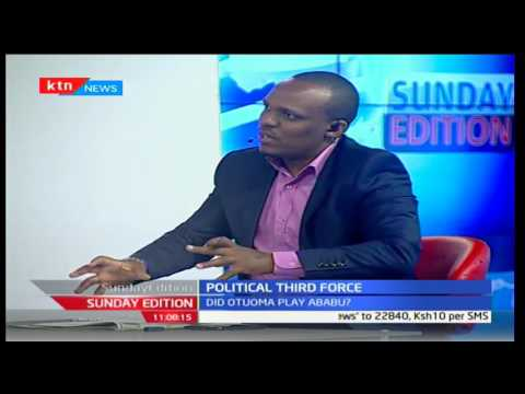 Sunday Edition: Is there a political third force, 25/9/2016