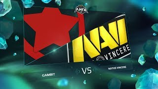 GMB vs NV - Неделя 1 День 1 / LCL