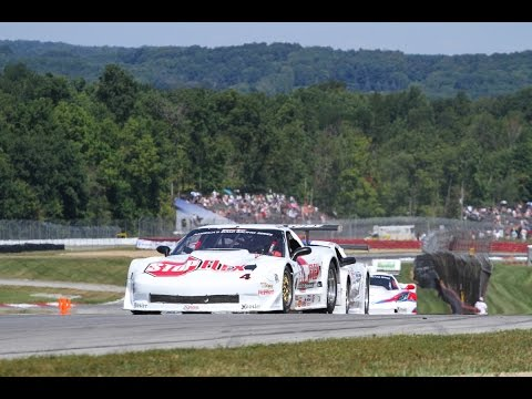 The Next Dimension 100 at Mid-Ohio
