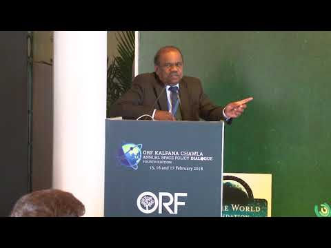 ORF KC 2018 |  Spotlight Address by A. Sivathanu Pillai