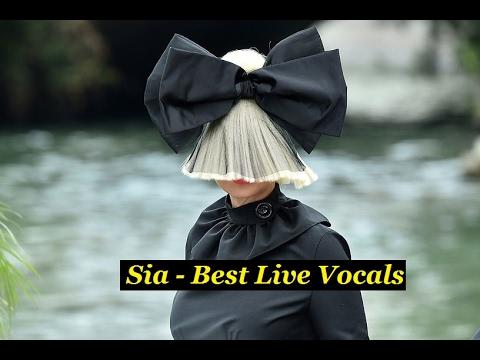 Video Sia - Best Live Vocals download in MP3, 3GP, MP4, WEBM, AVI, FLV January 2017