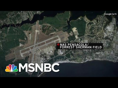 more than 3 Killed Suspect Dead In Pensacola Naval Air Station Shooting Craig Melvin