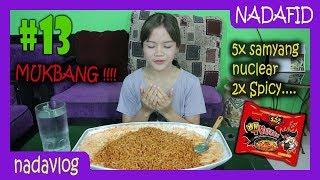 Video [MUKBANG] 5 BUNGKUS SAMYANG NUCLEAR 2x SPICY!! MP3, 3GP, MP4, WEBM, AVI, FLV Januari 2019