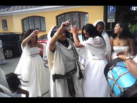 Eritrean Wedding in Sweden 2011 (Stockholm)