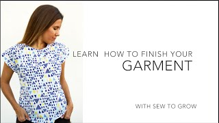 A Great Technique For Finishing Your Garment