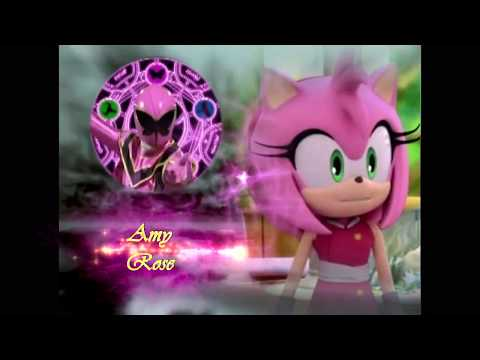 Sonic Boom (Powers Ranger: Mystic Force Style) Intro