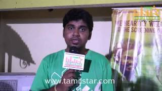Rathan at Narai Ezhuthum Suyasarithiram Short Film Screening