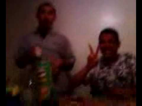 onysak88 - Partee Boy tellin Lil Kris to shut up cuz he's supposebly talkin shit lol.