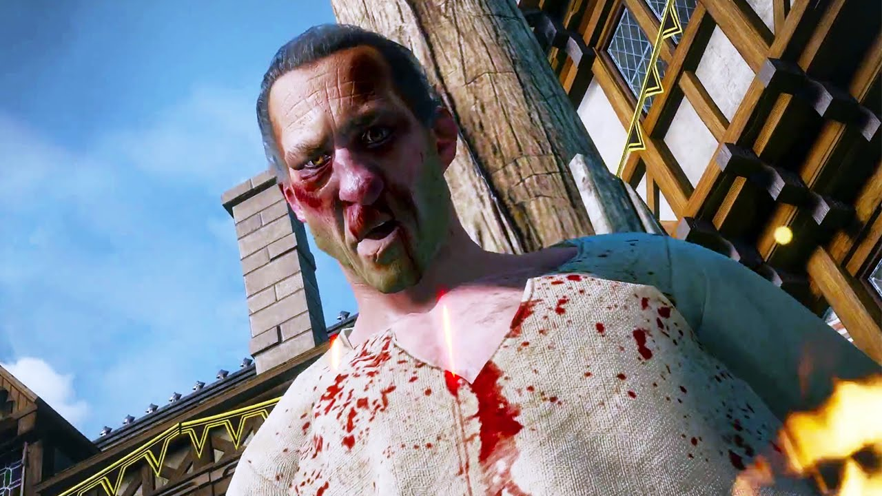 THE WITCHER 3 Launch Trailer #VideoJuegos #Consolas
