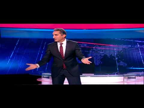 """باسم يوسف عن وقف """"البرنامج"""": أنا تعبت وجبت آخري"""
