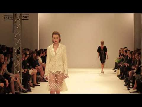 Rohmir SS14 London Fashion Show by FTV
