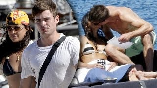 Nonton Zac Efron Spotted Kissing Michelle Rodriguez! New Couple Alert? Film Subtitle Indonesia Streaming Movie Download