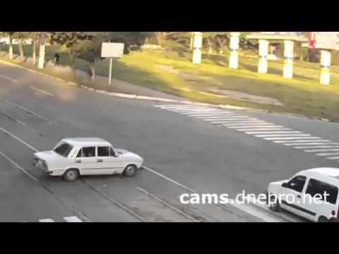 Авария в Украине