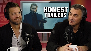 Video HONEST REACTIONS: John Wick Directors React to The Honest Trailer! MP3, 3GP, MP4, WEBM, AVI, FLV April 2018