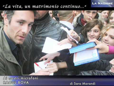 raoul bova matrimonio - Web Radio La Nazione - Intervista a Raoul Bova, di Sara Morandi.