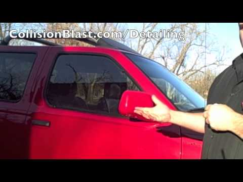 , title : 'Overspray Removal: DIY How TO Remove Overspray On A Car Using A Clay Bar'