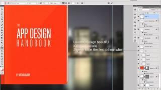 Design Timelapse - The App Design Handbook