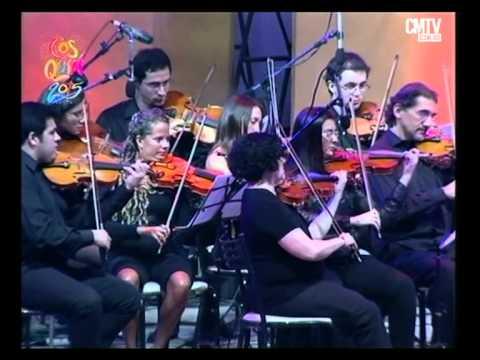 Facundo Toro video Cosquín 2015 - Con la Filarmónica del Festival