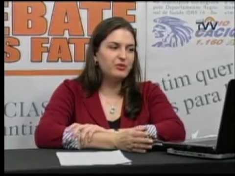 Debate dos Fatos 27/04/2012 parte 07- Fabíola Alves