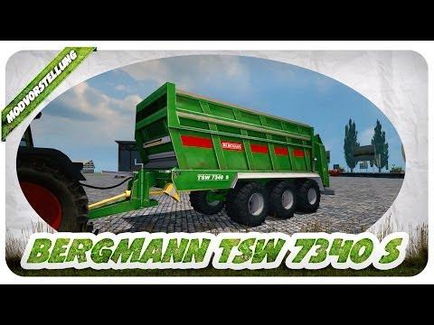 Bergmann TSW 7340S v1.0 MR