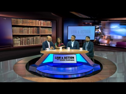 Law & Action | Episode 08 | Today's topic: Legal Education in UK