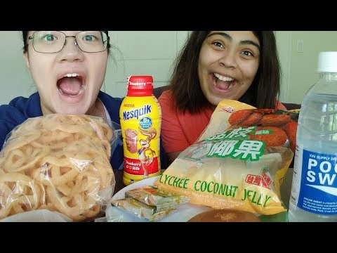 Cultural Exchange: Childhood foods from Hong Kong and Honduras