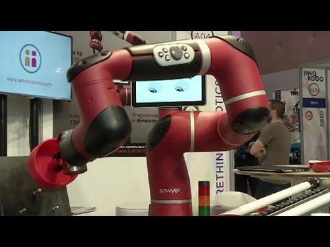 Νέες ρομποτικές εφαρμογές διευκολύνουν τη ζωή μας – science