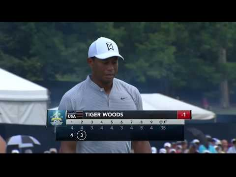 Tiger Woods gets off to hot start on Friday, birdies No. 2
