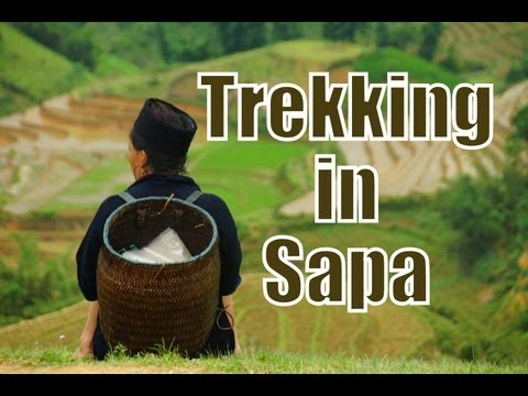 Hike to Giang Ta Chai Village (Dzao Tribe)