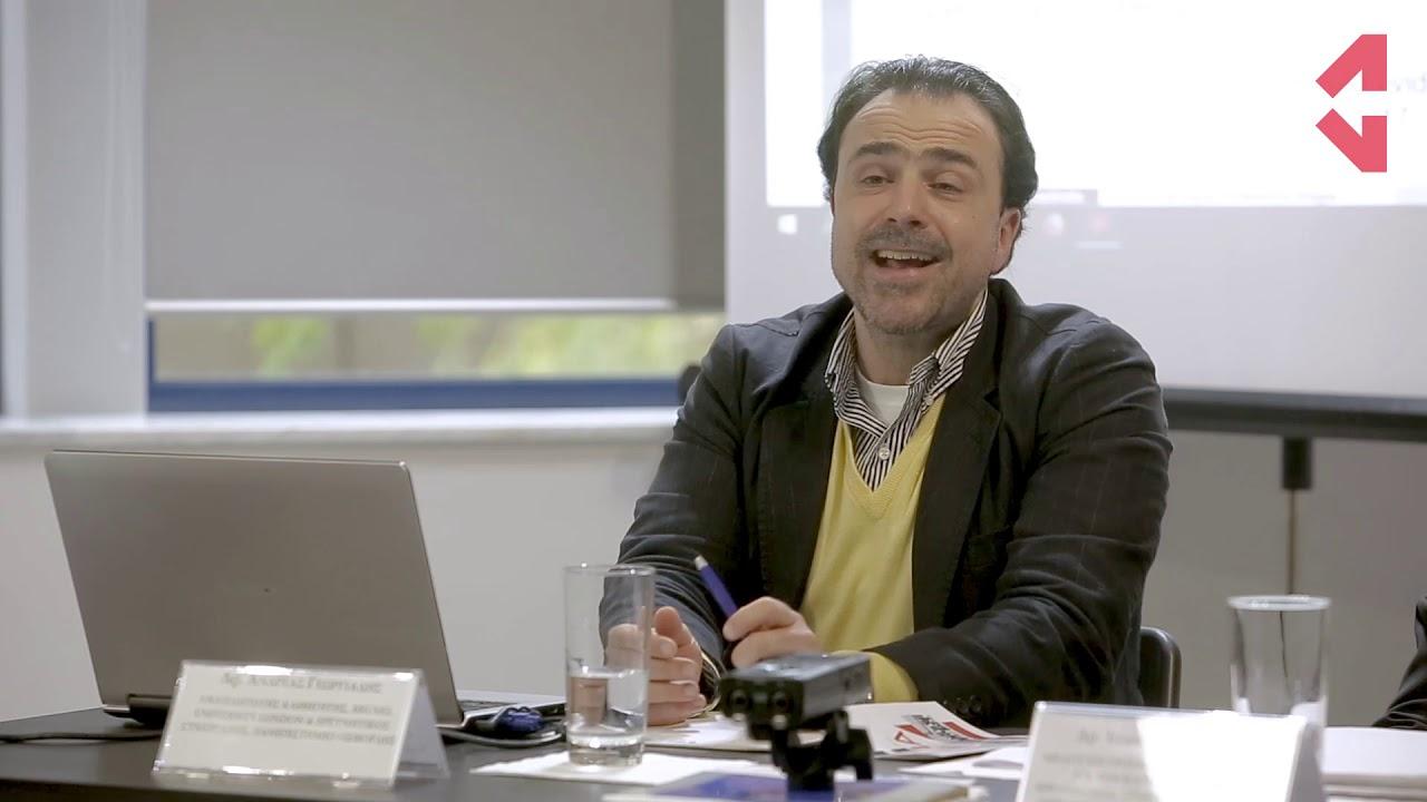 Ανδρέας Γεωργιάδης – Το στοίχημα της αύξησης του κατώτατου μισθού: Μύθοι και πραγματικότητα (9/4/19)