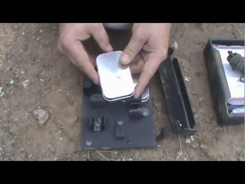 MOAK Survival Kit Field Test