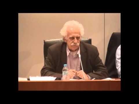 Εκδήλωση: Εσείς τι ξέρετε για την TTIP; -Χάρης Γολέμης