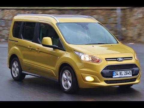 Ford Tourneo Connect 2015 Testi