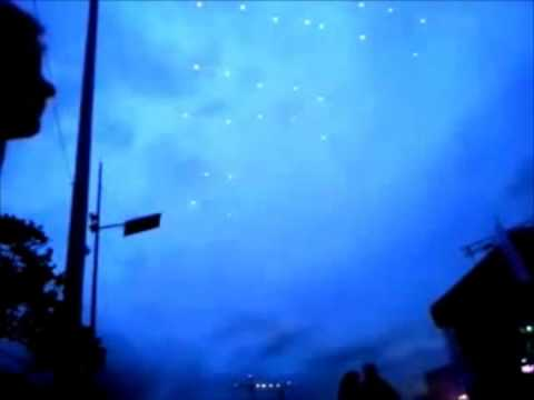 avvistamenti ufo 2013