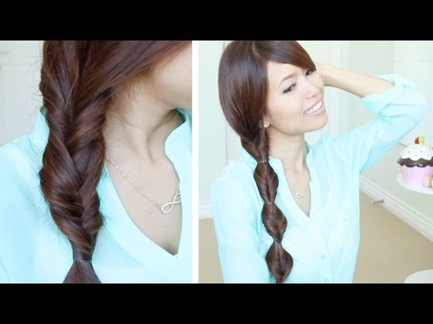 Faux Braid Hairstyles in Under a Minute – Bebexo