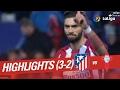 Resumen de Atlético de Madrid vs Celta de Vigo (3-